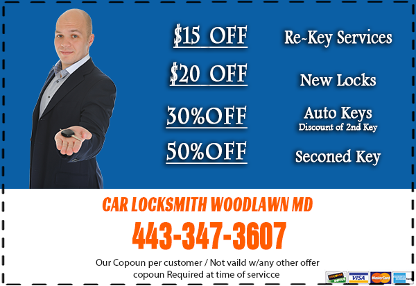 Car Locksmith Woodlawn MD